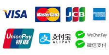 カード払いはこちらから!カードでお支払いができます。すぐに決済できて便利です。