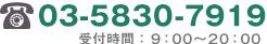 TEL:03-3831-2505
